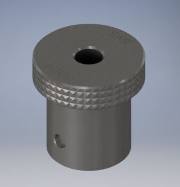 "Slip Fit - ID Drill Bushing with  0.75"" OD"