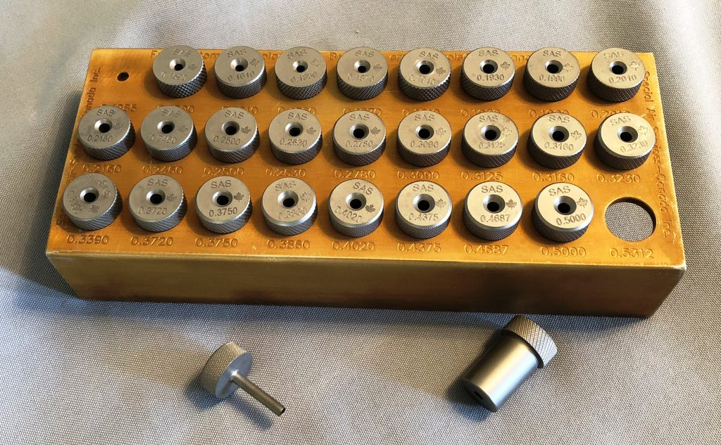 27 Piece ID Drill Bushing Set